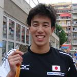 藤森太将(水泳)wiki風プロフィール!父、弟に感謝する姿に感動!