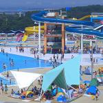 【稲毛海浜公園プール2016】駐車場の混雑状況について!休日はどんな?
